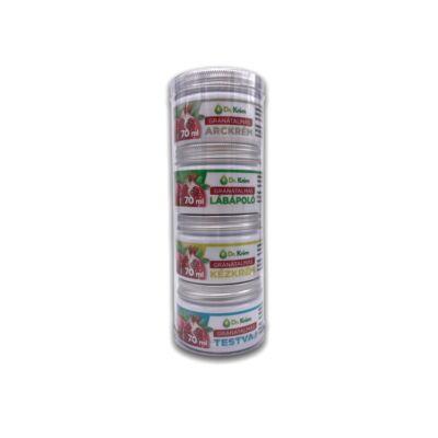 Dr. Krém Gránátalma krémszett 4x70 ml