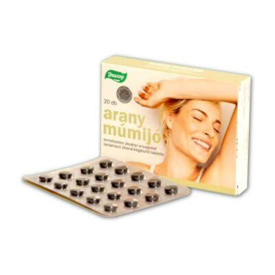 Arany Múmijó tabletta