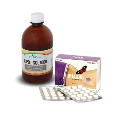 Pille tabletta