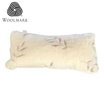 Wallmark jelzésű gyapjú párna