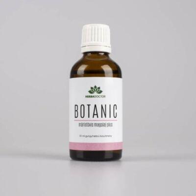 HerbaDoctor Botanic Máriatövis Magolaj Gyermekláncfűvel 30 ml