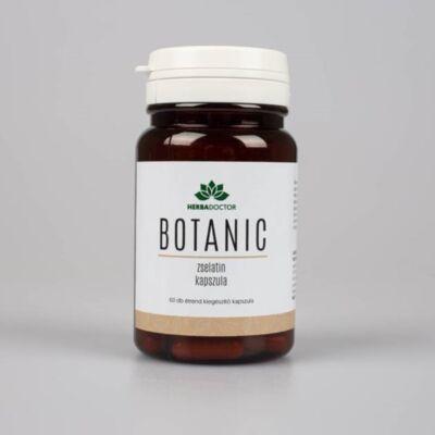 HerbaDoctor Botanic Zselatin kapszula 60 db