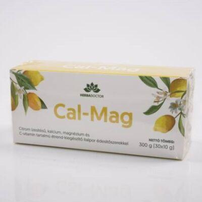 Herbadoctor CAL-MAG Italpor 300 gramm - 1 havi adag!