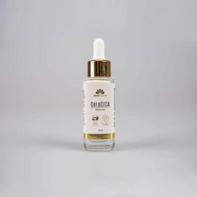 HerbaDoctor CeraCICA bőrápoló nappali szérum 30 ml