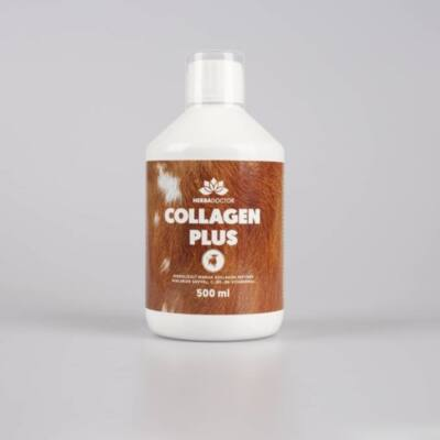 HerbaDoctor COLLAGEN PLUS, folyékony marhakollagén készítmény 500 ml