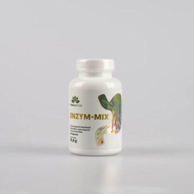 HerbaDoctor Enzym-mix kapszula 60 db