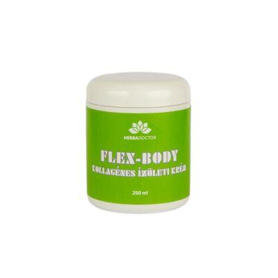 HerbaDoctor Flex body kollagénes ízületi krém 250 ml