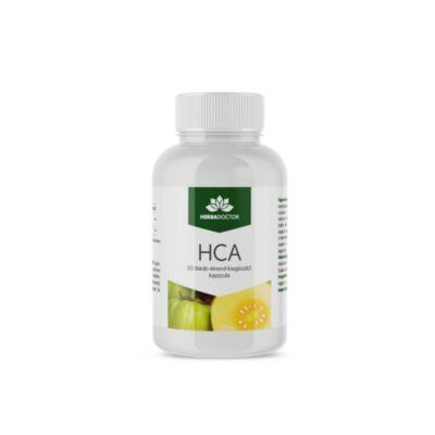 HerbaDoctor HCA (Garcinia cambogia) kapszula 60 db