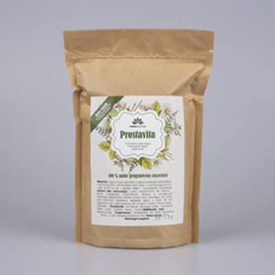 HerbaDoctor PROSTAVITA Teakeverék 150 g