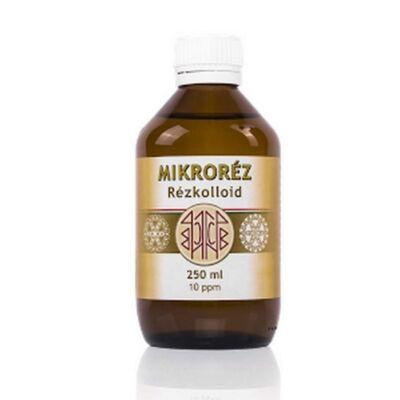 Mikroréz rézkolloid cseppek 250 ml