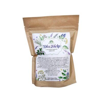 HerbaDoctor DiaHelp cukordiétát kiegészítő teakeverék 150 g