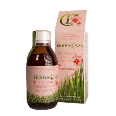HerbaClass Homoktövismag + Homoktövis magolaj természetes növényi kivonat  300 ml