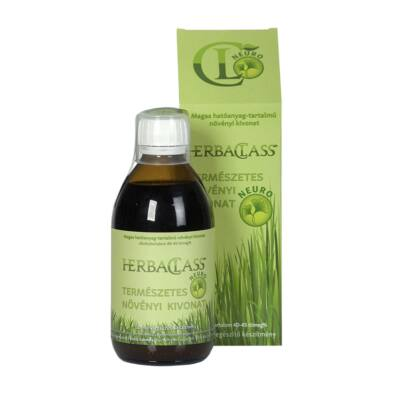 HerbaClass Neuro természetes növényi kivonat 300 ml