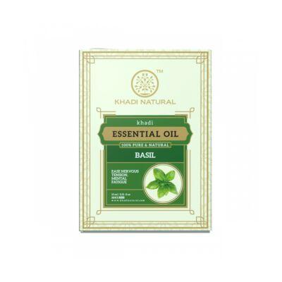 Khadi Natural Basil Bazsalikomolaj 15 ml
