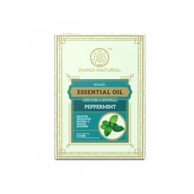 Khadi Natural Peppermint Borsmenta Illóolaj 15 ml
