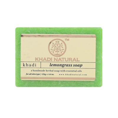 Khadi Natural Lemongrass Citromfű szappan 125 g