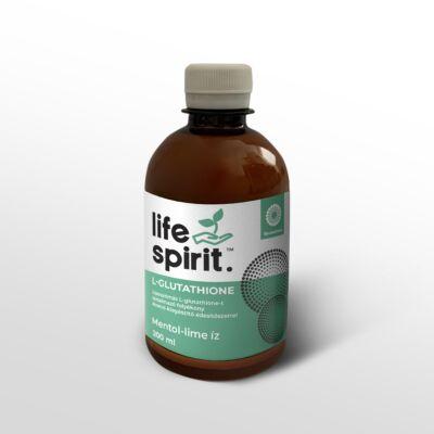 Glutation liposzómás formában: Life Spirit L-Glutathion