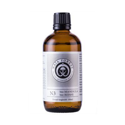 NaJa Forest N3 bio Mandula, bio Reishi Étrend-kiegészítő 100 ml