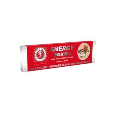 Naja Forest Energy Vegán Protein szelet belga étcsokoládéval mártva kókuszos-kakaós 30 g