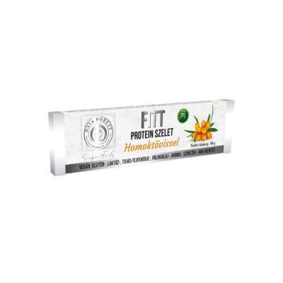 Naja Forest Fitt Vegán Protein szelet homoktövissel 30 g