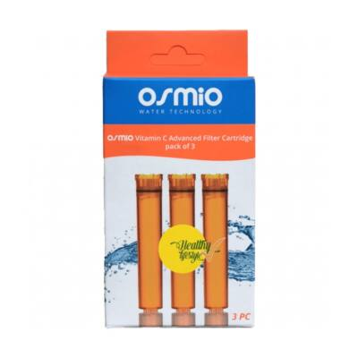 Osmio Vitafresh C-vitaminos zuhanyszűrő patron 3 db