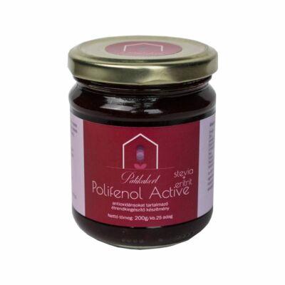 Patikakert Polifenol Active stevia + eritrit étrendkiegészítő 200 g