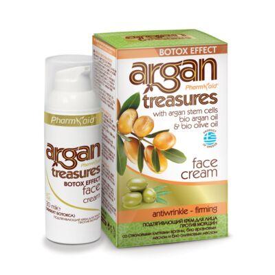 Pharmaid Argan treasures ránctalanító arckrém 30 ml