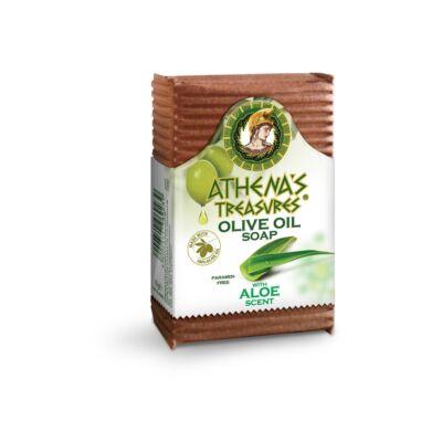 Pharmaid Athena's Treasures Olívaolaj szappan aloe verával 85 gr