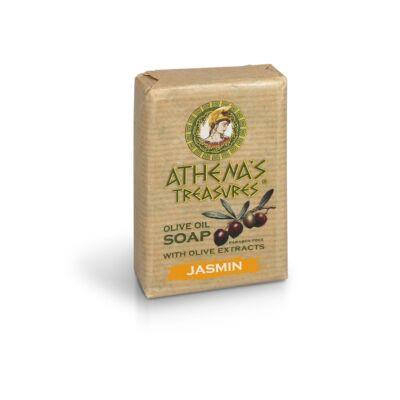 Athena's Treasures olíva olaj szappan jázminnal 100 gr