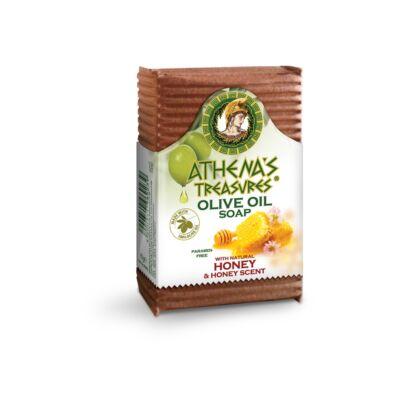 Pharmaid Athena's Treasures Olívaolaj szappan mézes 85 gr