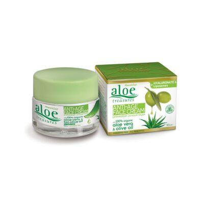 Pharmaid Aloe Treasures Anti-age arckrém 50 ml