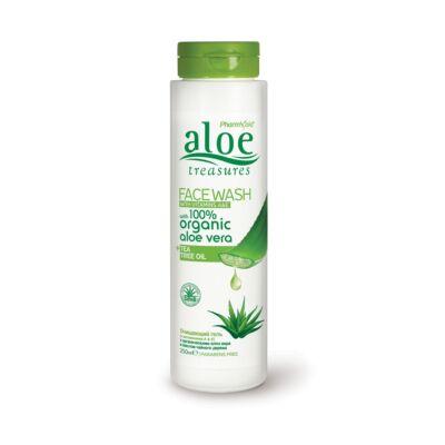 Aloe Treasures arclemosó 250 ml