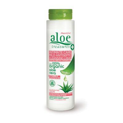 Pharmaid Aloe Treasures intim tusológél 250 ml
