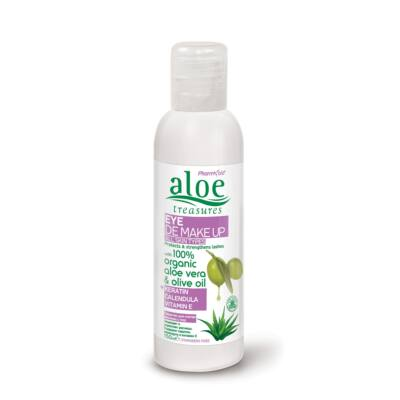 Pharmaid Aloe Treasures szemfesték lemosó 150 ml