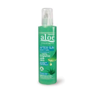 Pharmaid Aloe Treasures napozás utáni aloe vera gél 250 ml