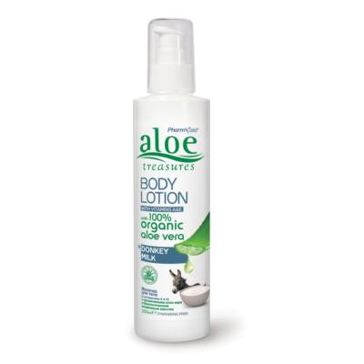 Pharmaid Aloe Treasures Szamártejes testápoló 250 ml