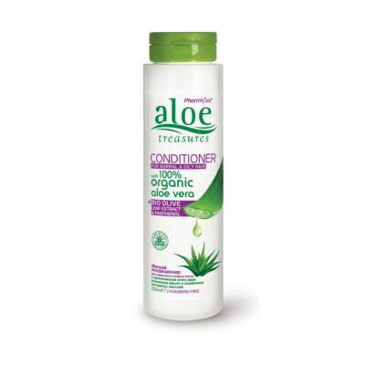 Pharmaid Aloe Treasures hajkondicionáló normál és zsíros hajra 250 ml
