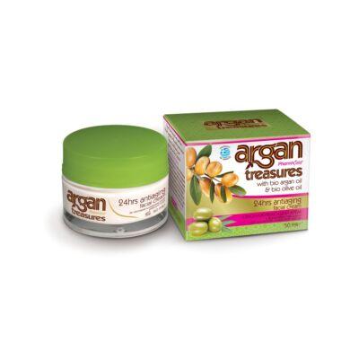 Pharmaid Argan Treasures 24 órás anti-aging arckrém 50 ml