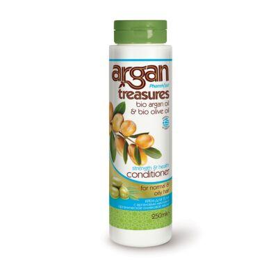 Pharmaid Argan Treasures Hajkondicionáló normál és zsíros hajra 250 ml