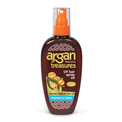 Pharmaid Argan Treasures Argán olajos UV szűrős hajvédő spray 150 ml