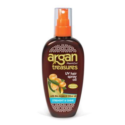 Pharmaid Argan Treasures Argán olajos hajápoló olaj spray (UV szűrős) 150 ml