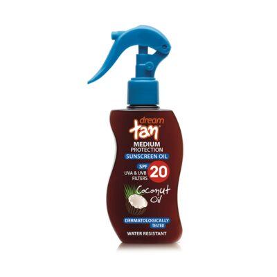 Pharmaid Dream Tan kókuszos fényvédő napolaj  SPF 20' 150 ml