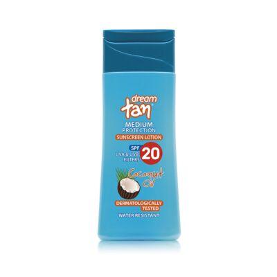 Pharmaid  Dream Tan kókuszos fényvédő naptej SPF 20' 150 ml
