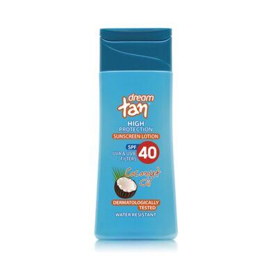 Pharmaid  Dream Tan kókuszos fényvédő naptej SPF 40' 200 ml