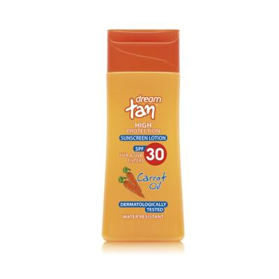 Pharmaid  Dream Tan sárgarépás fényvédő naptej SPF 30' 150 ml