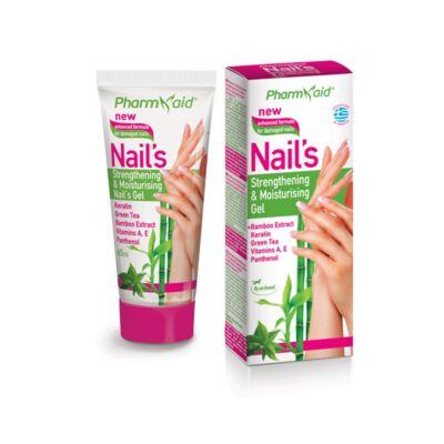 Pharmaid Nail körömerősítő gél keratinnal 60 ml