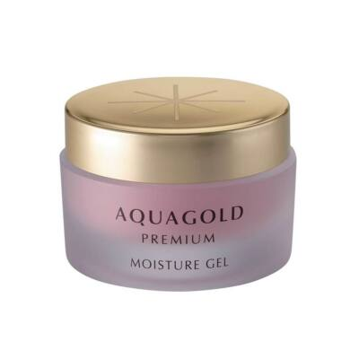 Phiten Aquagold Prémium nedvesítő gél 50 g