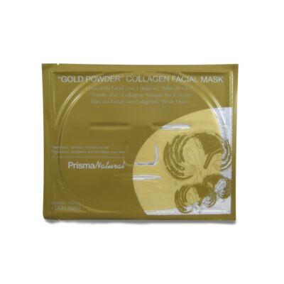 PrismaNatural Gold Powder kollagénes arcmaszk 60 gr