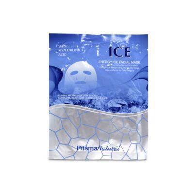 Prisma Natural Ice energizáló arcmaszk kollagénnel és hyaluron savval