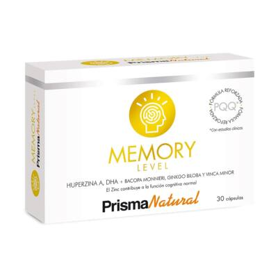PrismaNatural Memory level memóriajavító kapszula 30 db